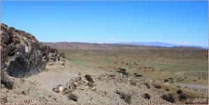 view of Toli Rock