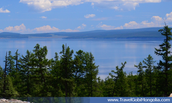 Khuvsgul Lake National Park