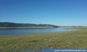 view of Tunamal Lake