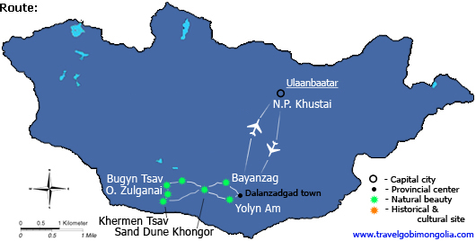discover-ultimate-gobi-desert-tour-map