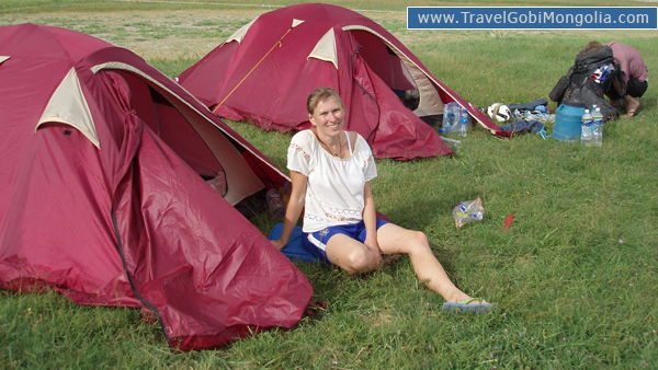Mongolia is the best country to wild camp