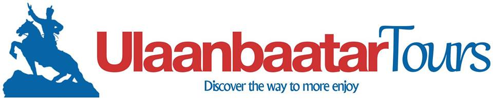 vertical logo of Ulaanbaatar Tours