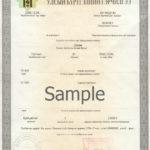 Alpha Team Tours company license