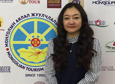 Odbayar Erdenebaatar manager at Alpha Team Tours