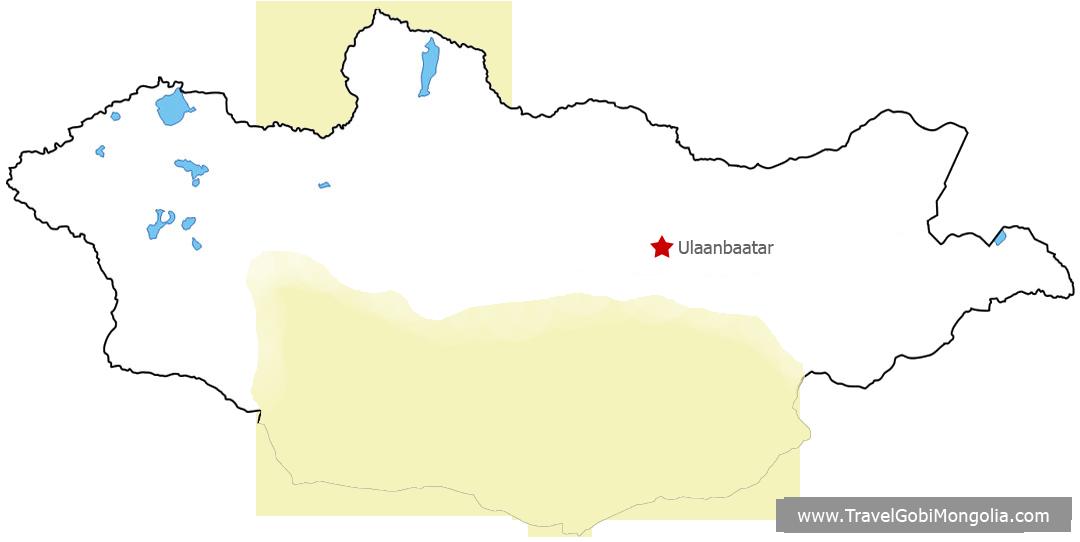 South Gobi Desert Tours - Travel Gobi Mongolia
