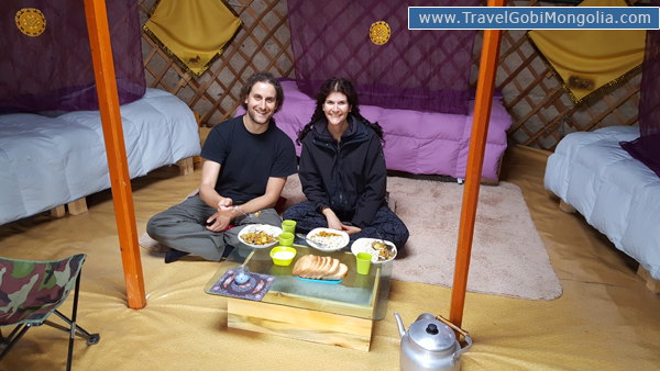 our customers are in nomadic home stay