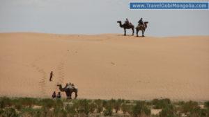 Moltsog Els Dune view