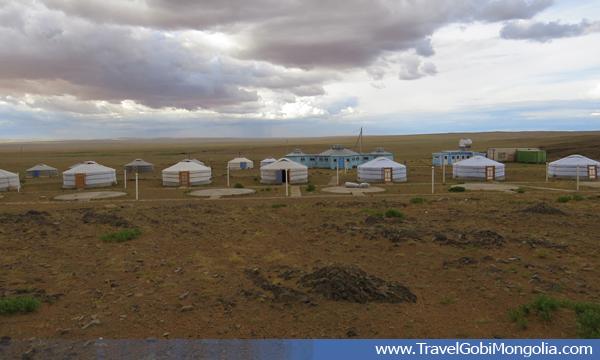 view of Erdene Ukhaa TGC