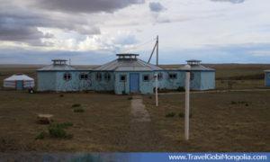 restaurant of Erdene Ukhaa TGC