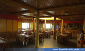 inside view of restaurant