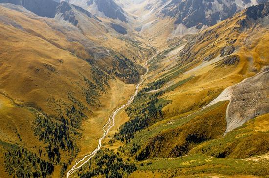 Mongolia-autumn-colors